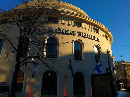 Helsinki's Svenska Teatern, soon to say goodbye to 'Kristina' will host 'Mamma Mia!' from September 2014