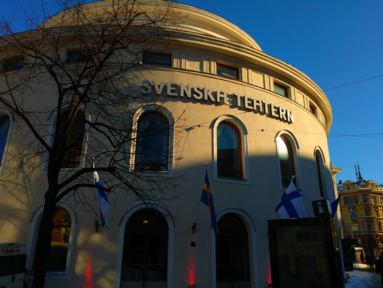 Helsinki's Svenska Teatern, soon to say goodbye to 'Kristina' will host 'Mamma Mia!' from September 2014