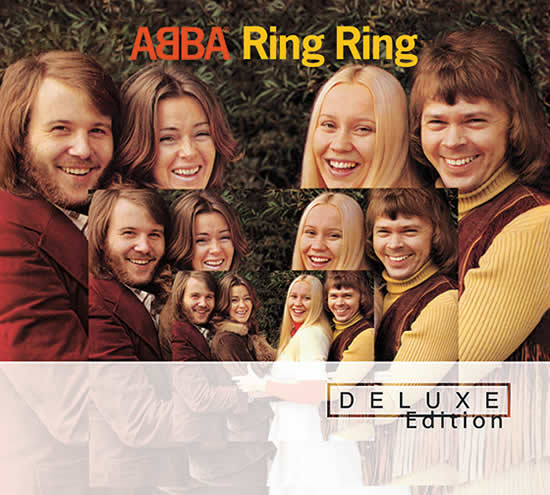 14 October 2013 sees the release of 'Ring Ring Deluxe Edition'
