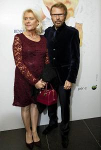 Björn and Lena at Svenska Teatern