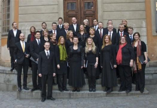 Gustaf Sjökvist's Chamber Choir