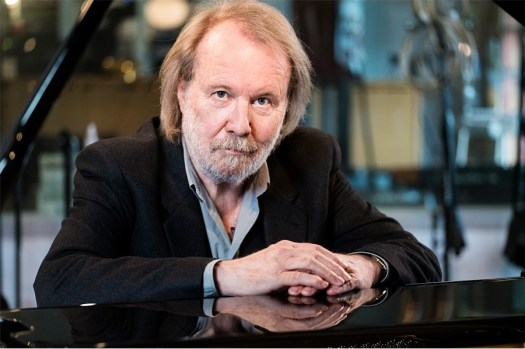 Benny Andersson's new solo album 'Piano' is released on 29 September
