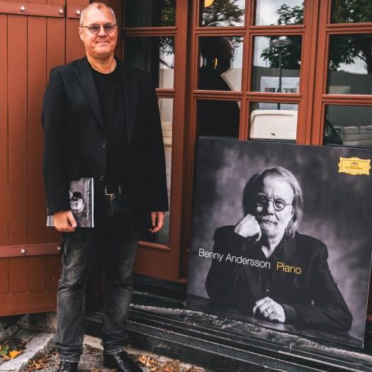Göran Arnberg - Benny's long time collaborator transcribed 'Piano'