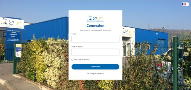 Plateforme LMS ICF Formations