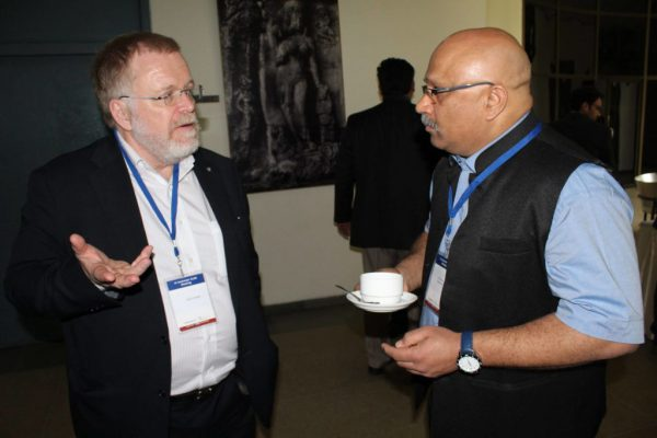Prof-Paul-Lillrank-and-Nirbhay-Karandhikar-share-views-at-IC-InnovatorCLUB-third-meeting-1024x683