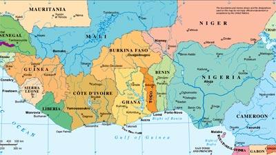 ICFM intervient dans d'autres pays