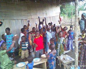 Orphelinat APSE au Togo
