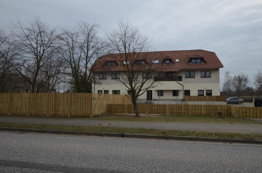 Große 4-Raum-Mietwohnung in Langengrassau bei Luckau