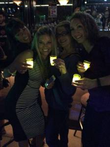 Girls Night Out at Bar 101 Charleston West Virginia