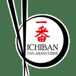 Ichiban Pan-Asian Cuisine Logo Charleston WV