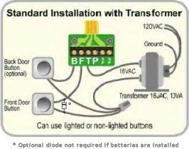nutone door chime wiring diagram wiring diagram la305wl wired chimes door nutone