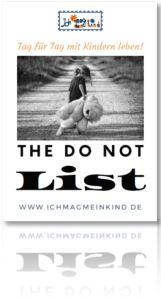 the do not list
