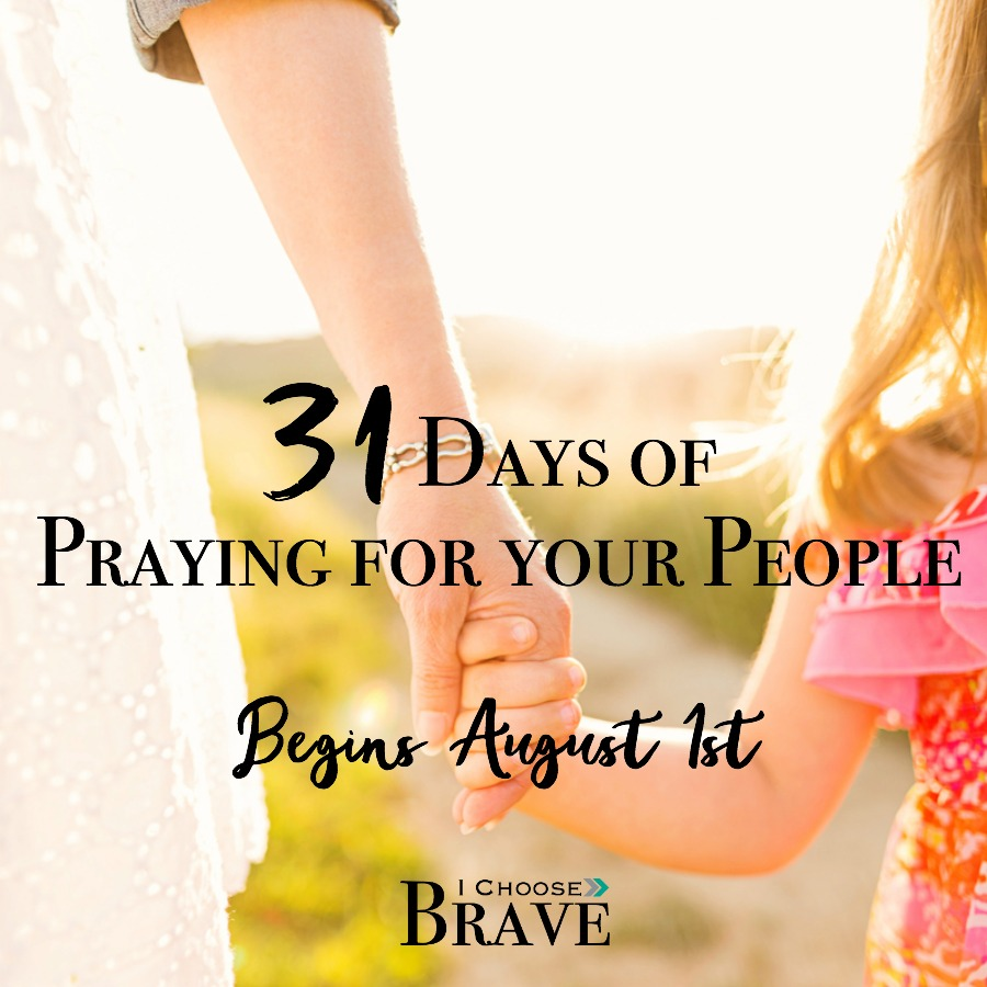 We talk about praying. We think about praying. But how often do we effectively work at developing a habit of prayer. Join us for the next 31 days as we commit to praying faithfully and intentionally for our children.