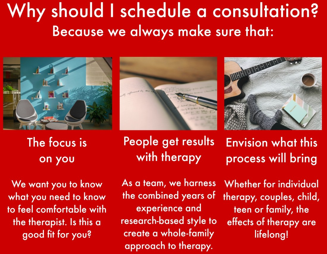 free counseling consultation