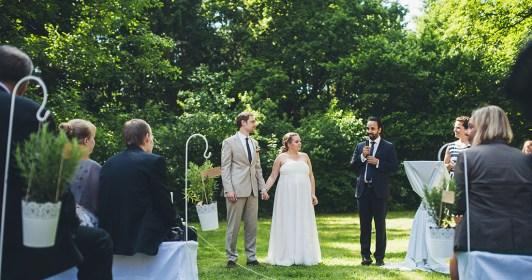 Hochzeitspflanze Rosmarin
