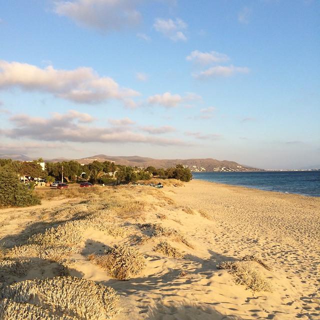 Maraga Beach Naxos