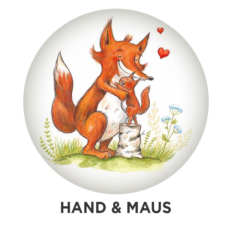 Hand & Maus