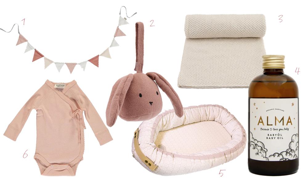 Kleines Karussell Babygeschenke