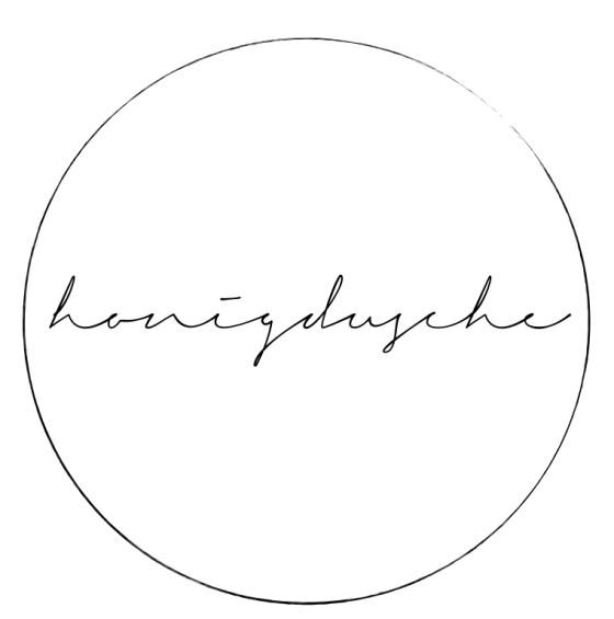 Logo Honigdusche mit Kreis.001