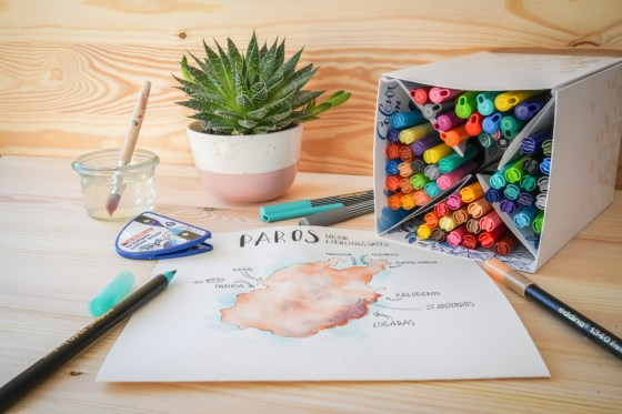 An einen von euch darf ich heute ein buntes Kreativpaket mit Edding Produkten verlosen. Es gibt keinen Untergrund für den Edding keinen Stift hat. Das Türchen jetzt auf ichsowirso.de