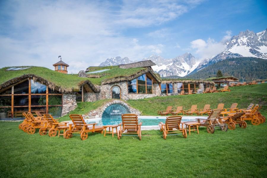 Elternauszeit im Bio und Wellness Hotel Stanglwirt in Österreich. Besondere Tage in einem ganz magischen Hotel. Eine Bilderflut für euch auf dem Blog | Ichsowirso.de