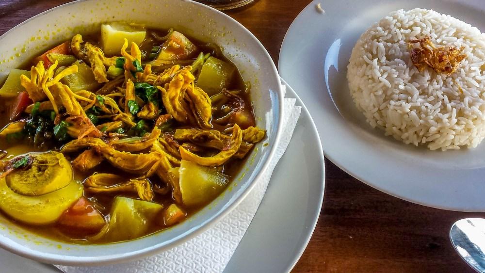 Bali Ubud food