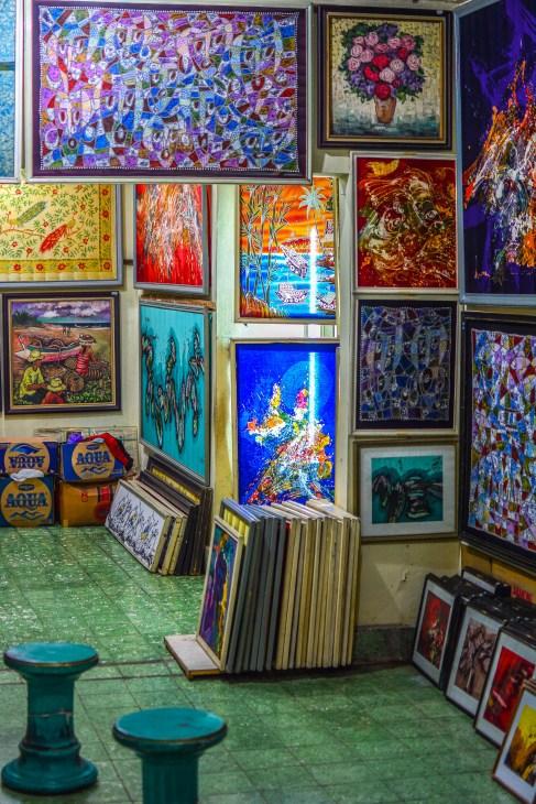 Indonésie java yogyakarta icietlabas temple blog voyage blogvoyage batik