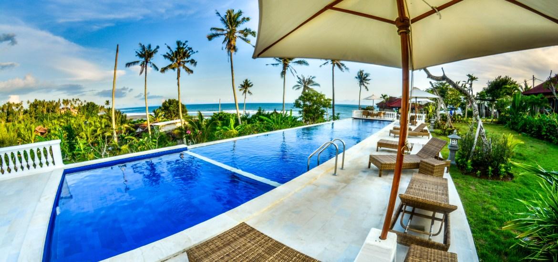 Gubug Balian Beach Bungalows.