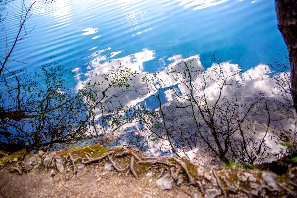 lac Croatie plitvice