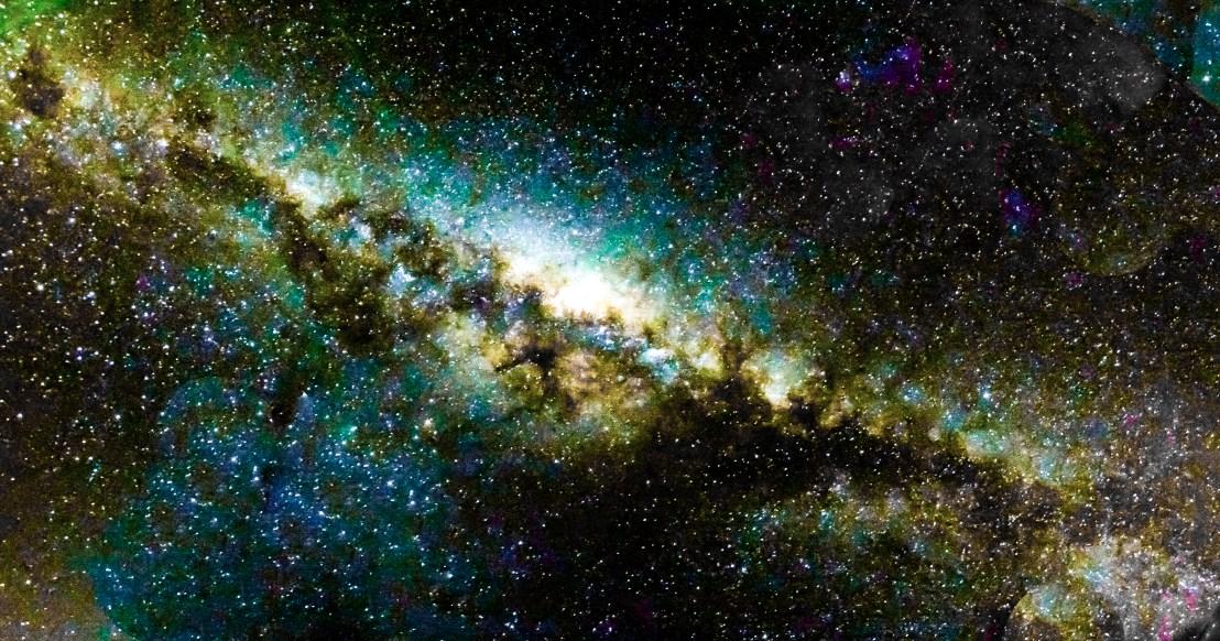 Photographier la Voie Lactée blog voyage blogvoyage ici et là-bas
