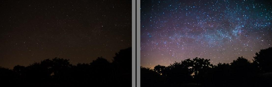 Avant d'utiliser StarStax pour lier les étoiles