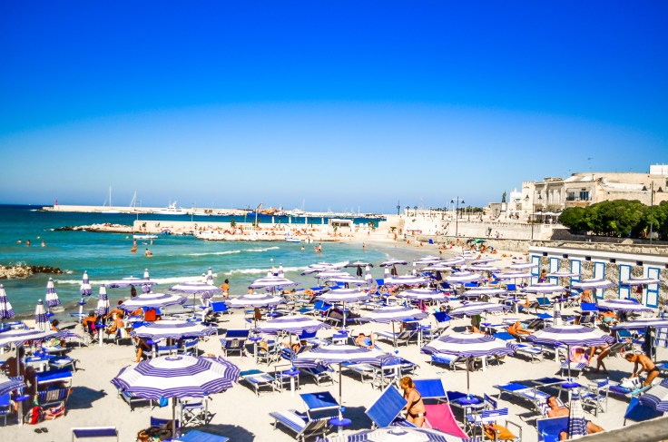 Italie voyage blog blogvoyage icietlabas pouilles