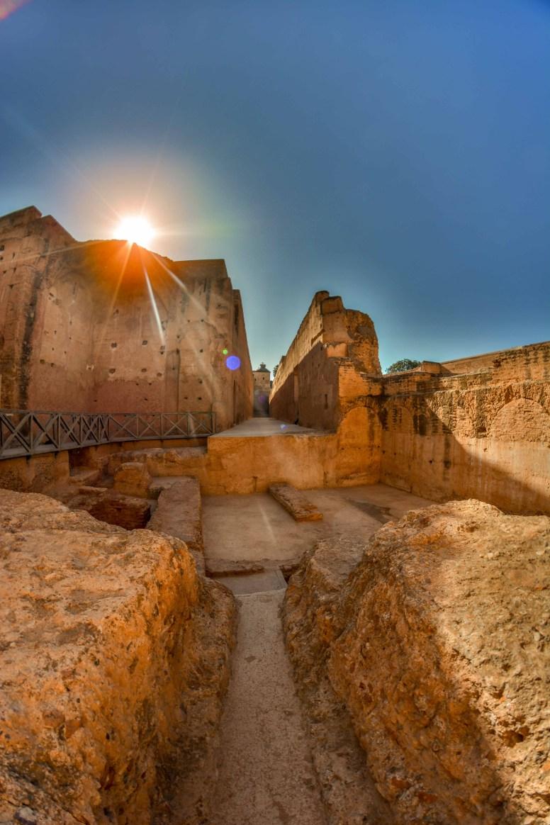 Visiter le Maroc Blog Voyage le Le Palais El Badi Blogvoyage