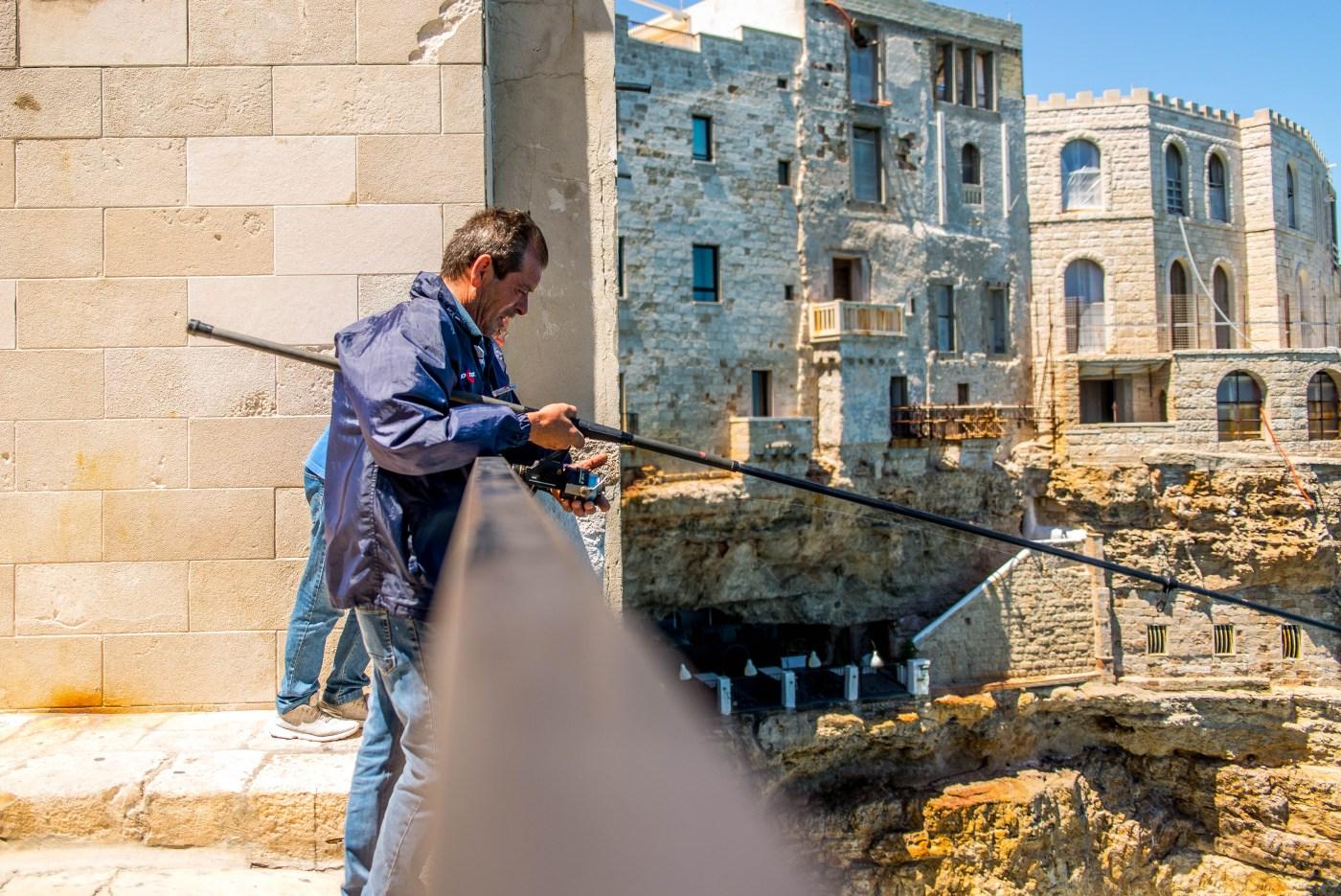 Polignano a mare italie voyage blog icietlabas blogvoyage ici et là-bas www.icietlabas.fr