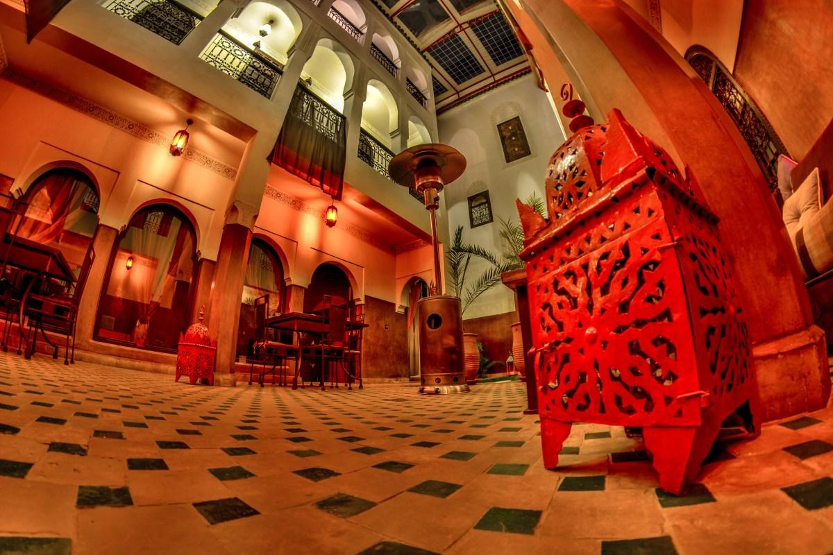 Riad Khabia Marrakech Maroc