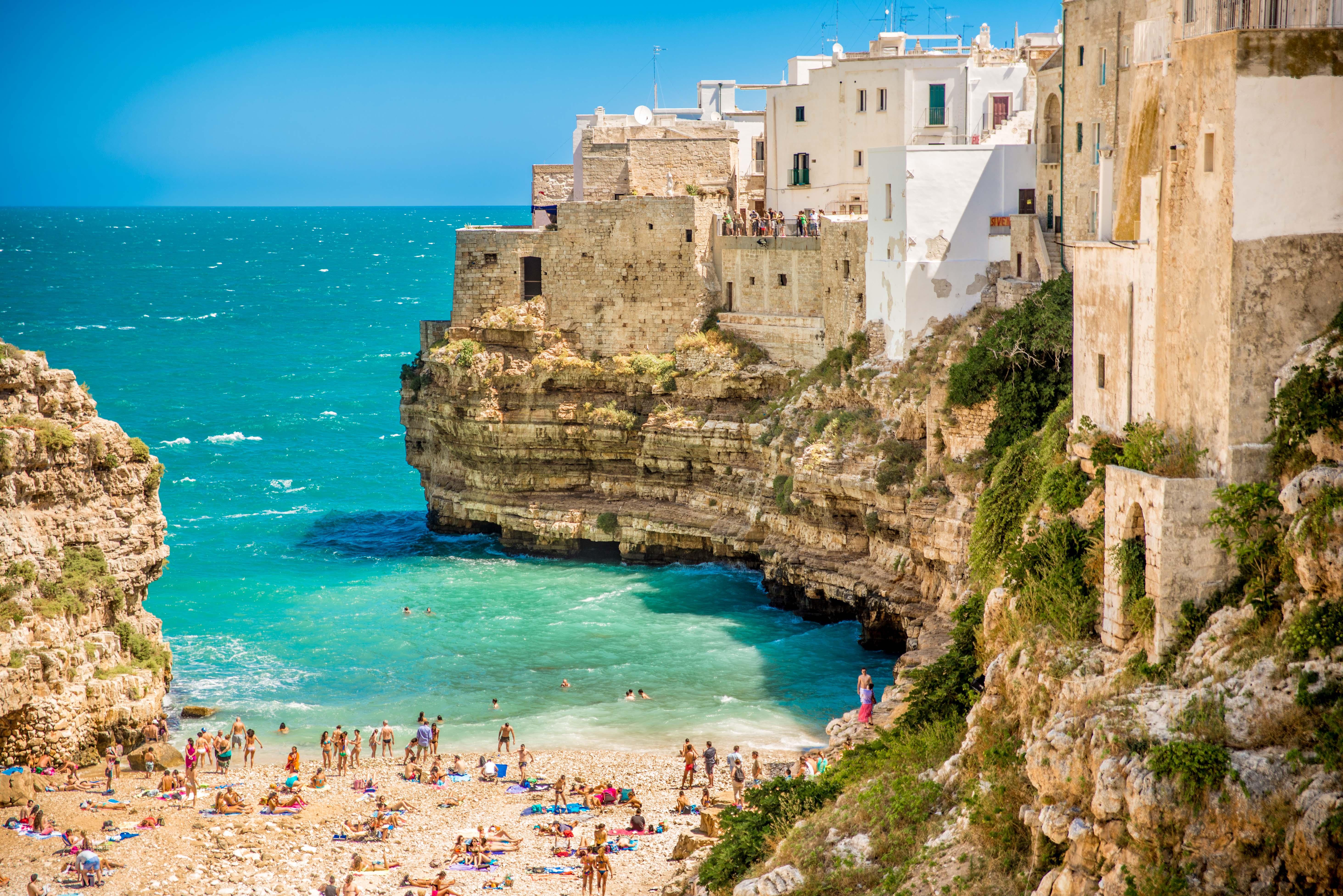 Une semaine dans les pouilles en Italie blogvoyage Icietlabas