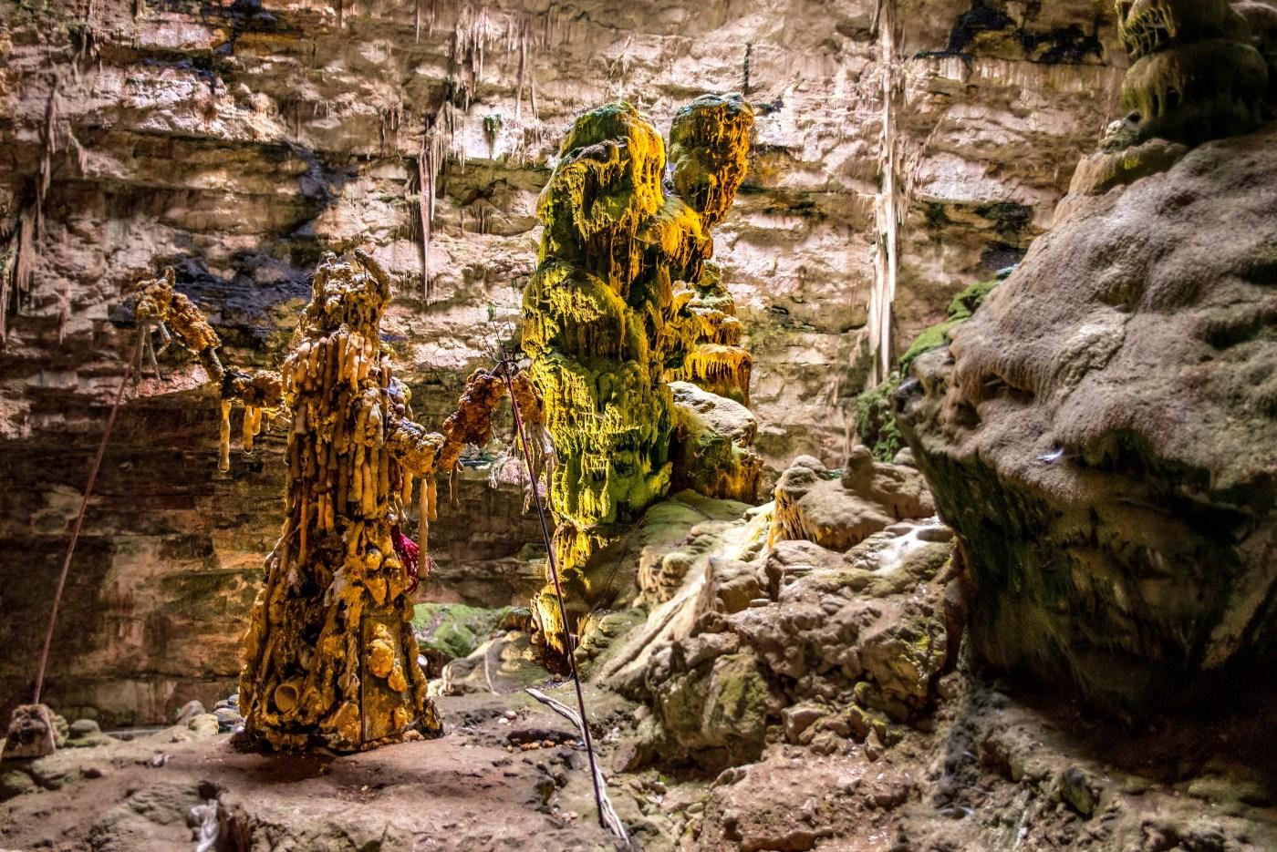 Les Grottes de de Castellana Blog de voyage