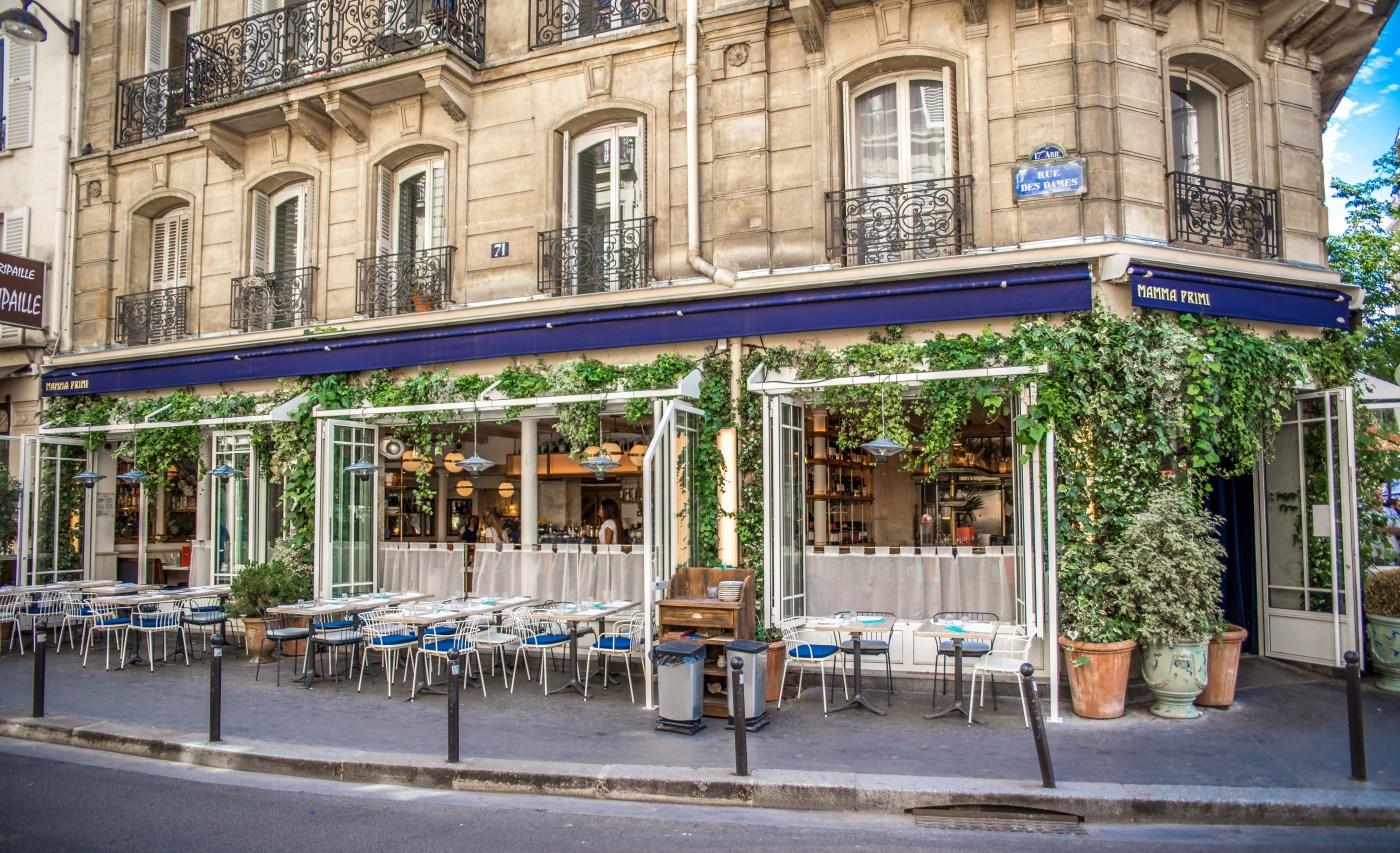 mamma primi restaurant paris blog voyage icietlabas blogvoyage ici et là-bas