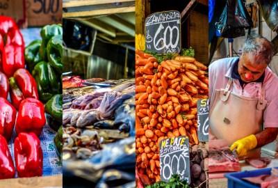 Chili Chile Santiago marchés Mercado Central vegacentral blog voyage blogvoyage icietlabas