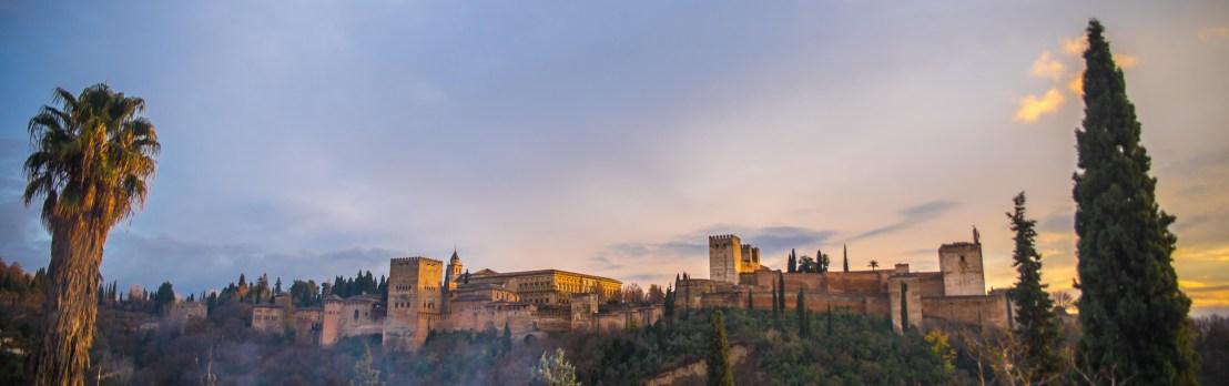 Alhambra Grenade Andalousie Espagne Blog Voyage Icietlabas