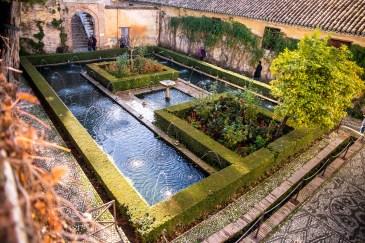 Visiter l'Alhambra à Grenade Alhambra Grenade Andalousie Espagne Blog Voyage Icietlabas
