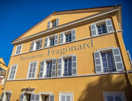 Fragonard Grasse Parfumeur Cote d'Azur Provence Alpes maison