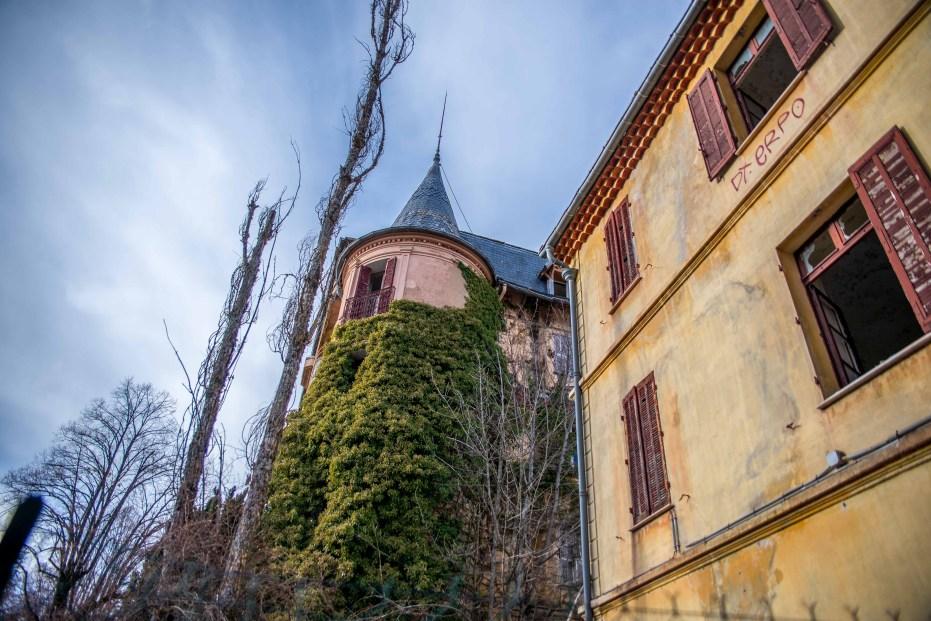 Hôpital Felix Zehetner Urbex Blog Provence Icietlabas