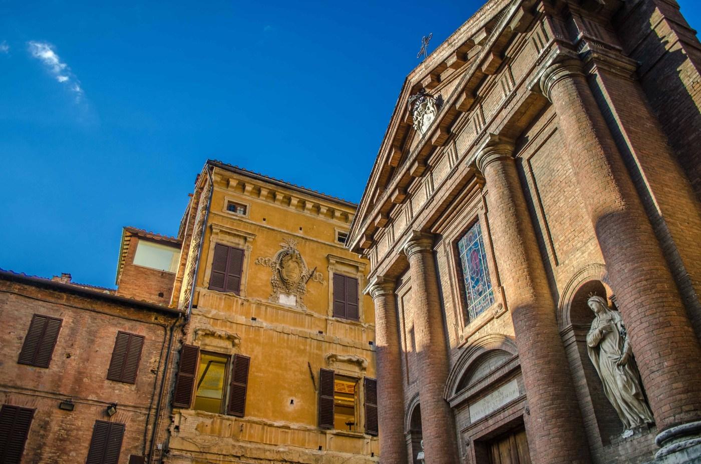 Sienne blog voyag comment aller à Sienne, que faire à Sienne Toscane