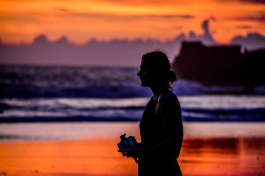 Coucher de soleil crépuscule bali indonésie kuta balian beach sanur blogvoyage blog voyage icietlabas sunset sunrise (4)