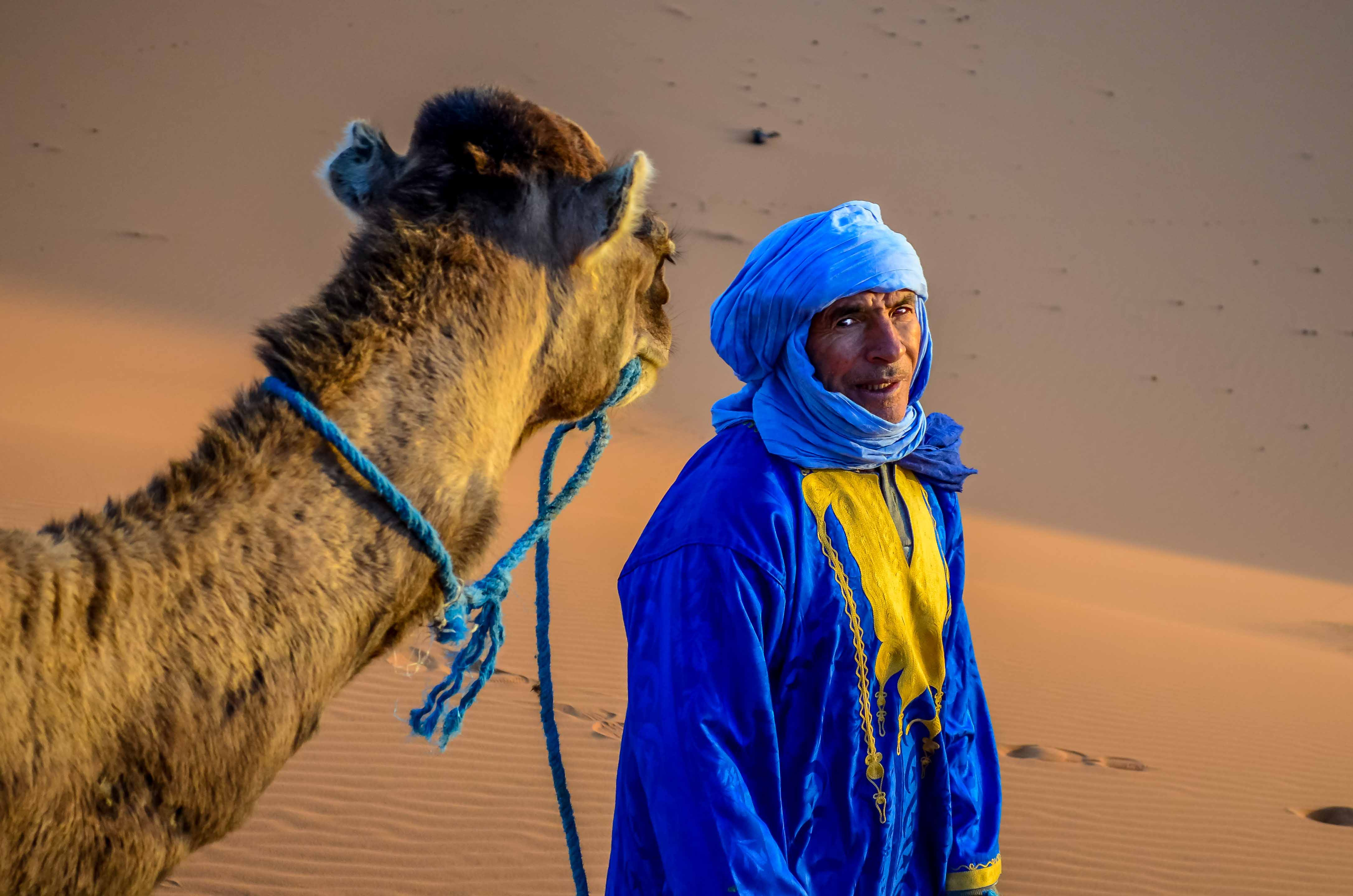 Mergouza Maroc Sahara desertsahara voyage blog blogvoyage desert icietlabas berbere