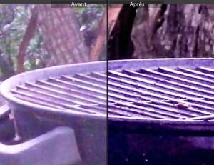 avant-après avec zoom numérique Mougins L'appareil fait il le photographe test appareil pourri blogvoyage blog voyage icietlabas