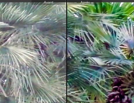 compact avant-après avec zoom numérique Mougins L'appareil fait il le photographe test appareil pourri blogvoyage blog voyage icietlabas