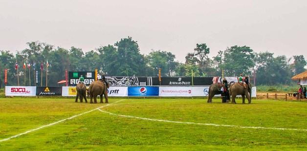 Polo à dos d'éléphant ressort Thaïlande Chiang Rai blogvoyage blog voyage icietlabas (8)