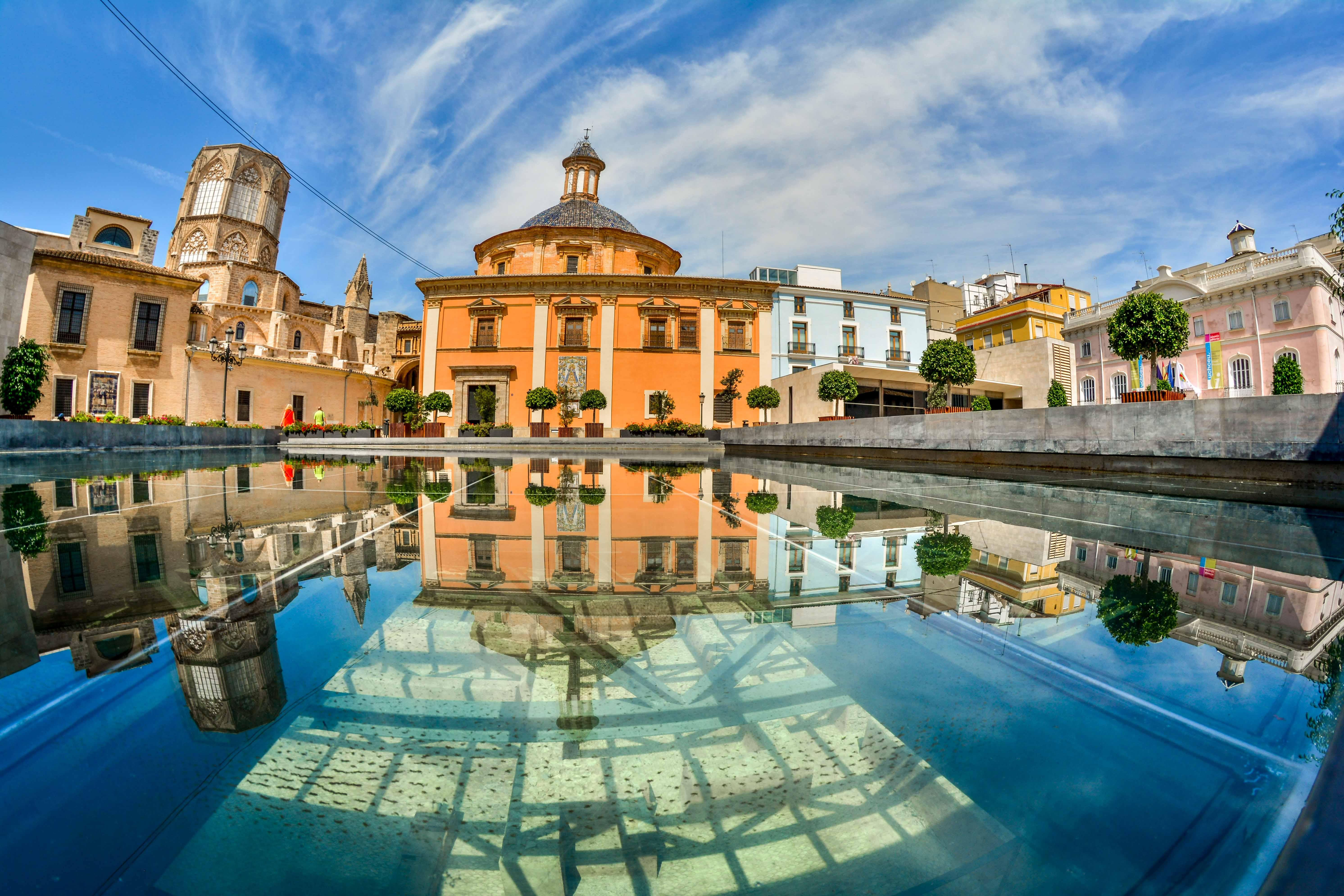 Valencia Espana Espagne Blogvoyage Blog voyage icietlabas